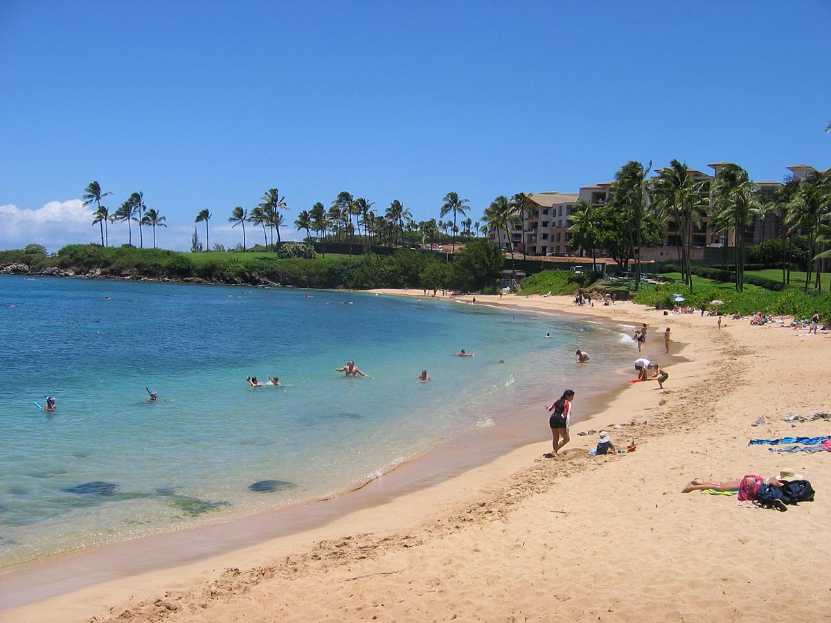 16. Kapalua Beach, Maui
