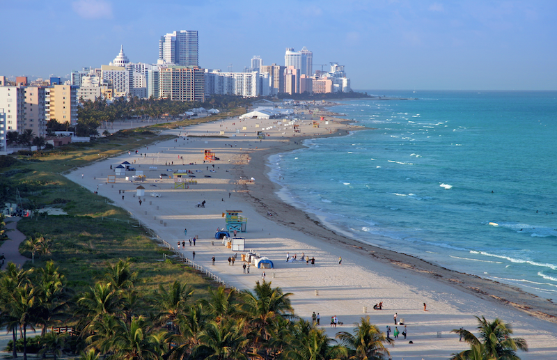 17. South Beach, Miami