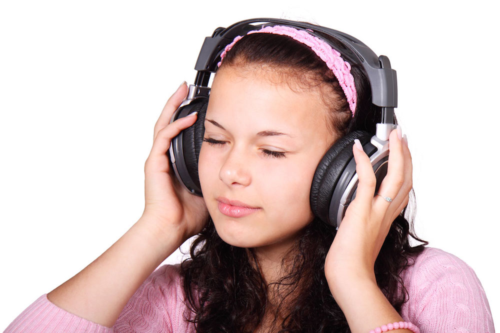 18. When listening to music, make sure to turn it down to less than 60% of the max volume.