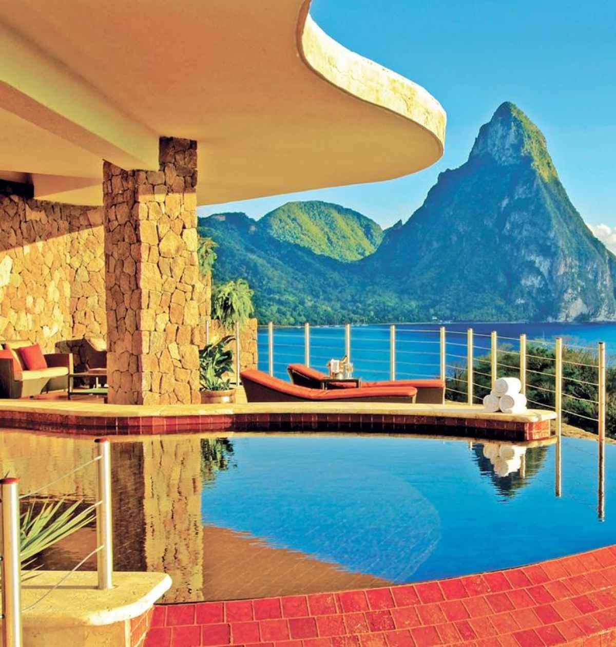 4. Saint Lucia
