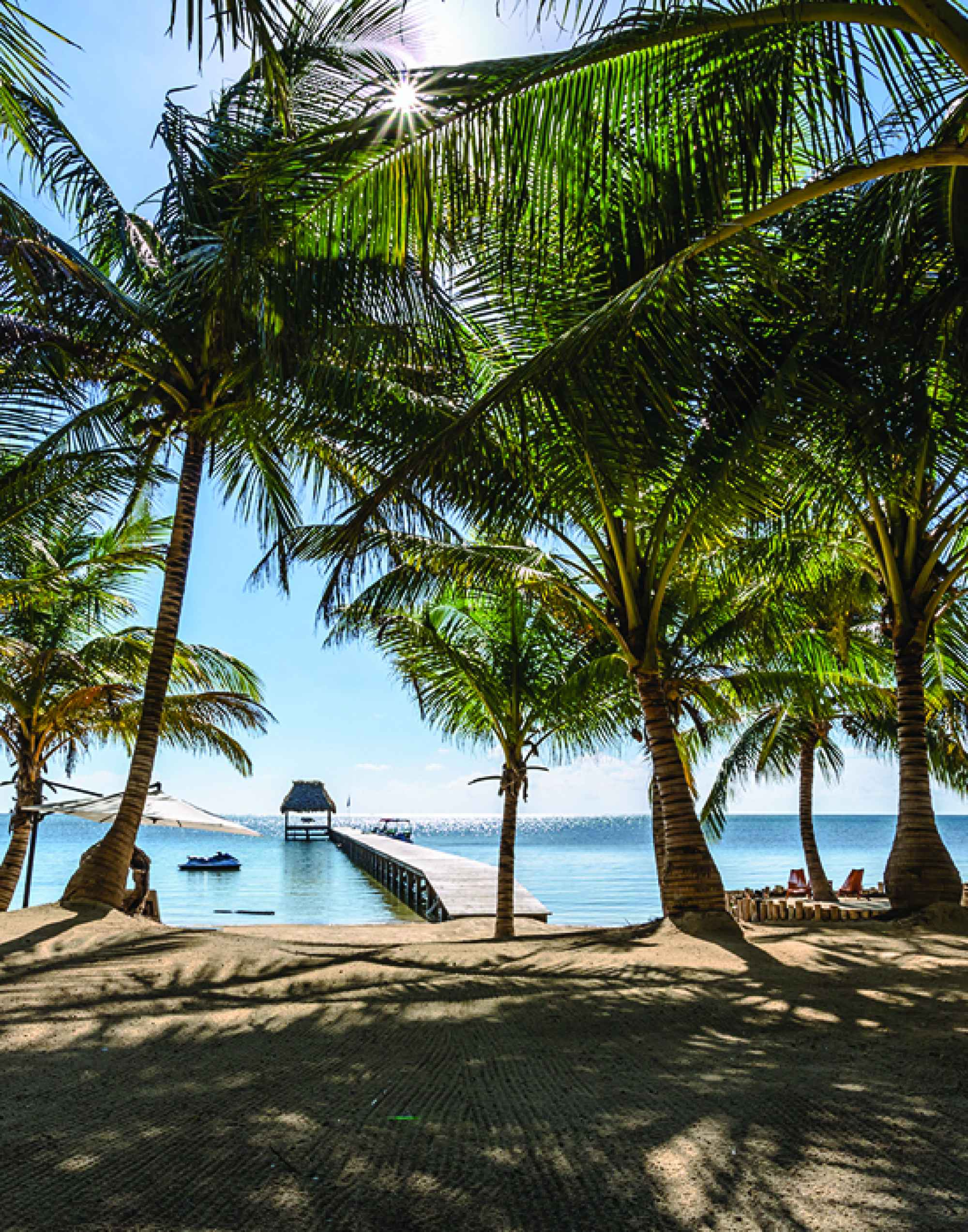 5. Belize