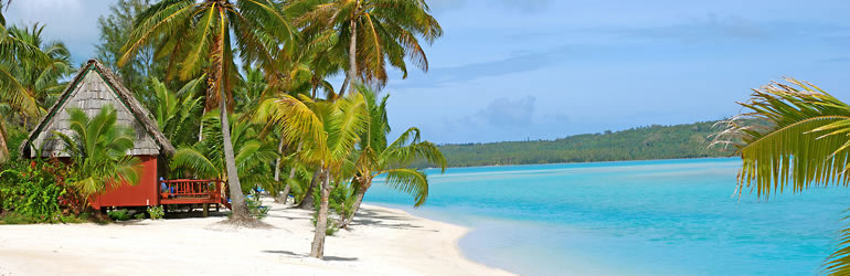 6. Aitutaki, Cook Islands