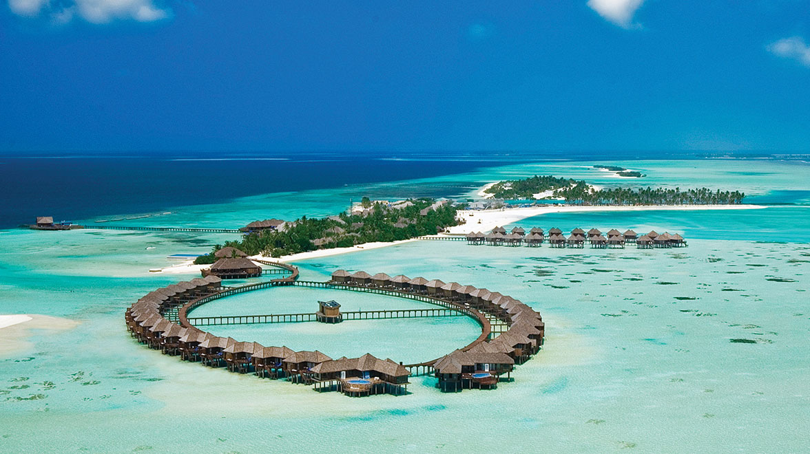 8. Maldives