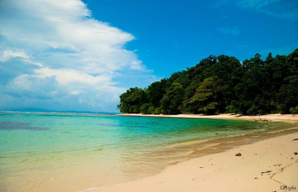 9. Radhanagar Beach Havelock Island