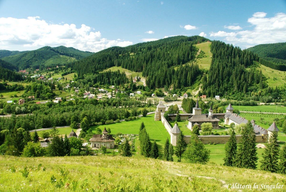 Bucovina, Romania and the Ukraine