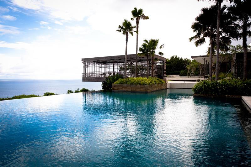 Alila Uluwatu Resort's Infinity Pool