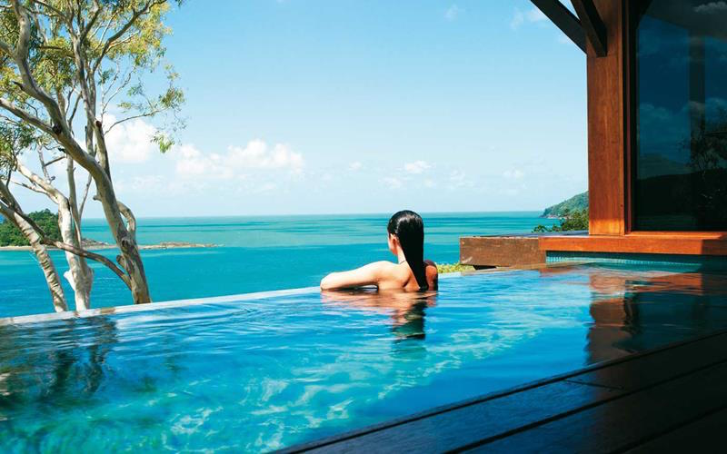 Qualia Resort's Pool