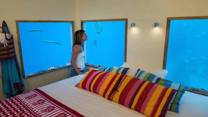 Floating Hotel In Zanzibar