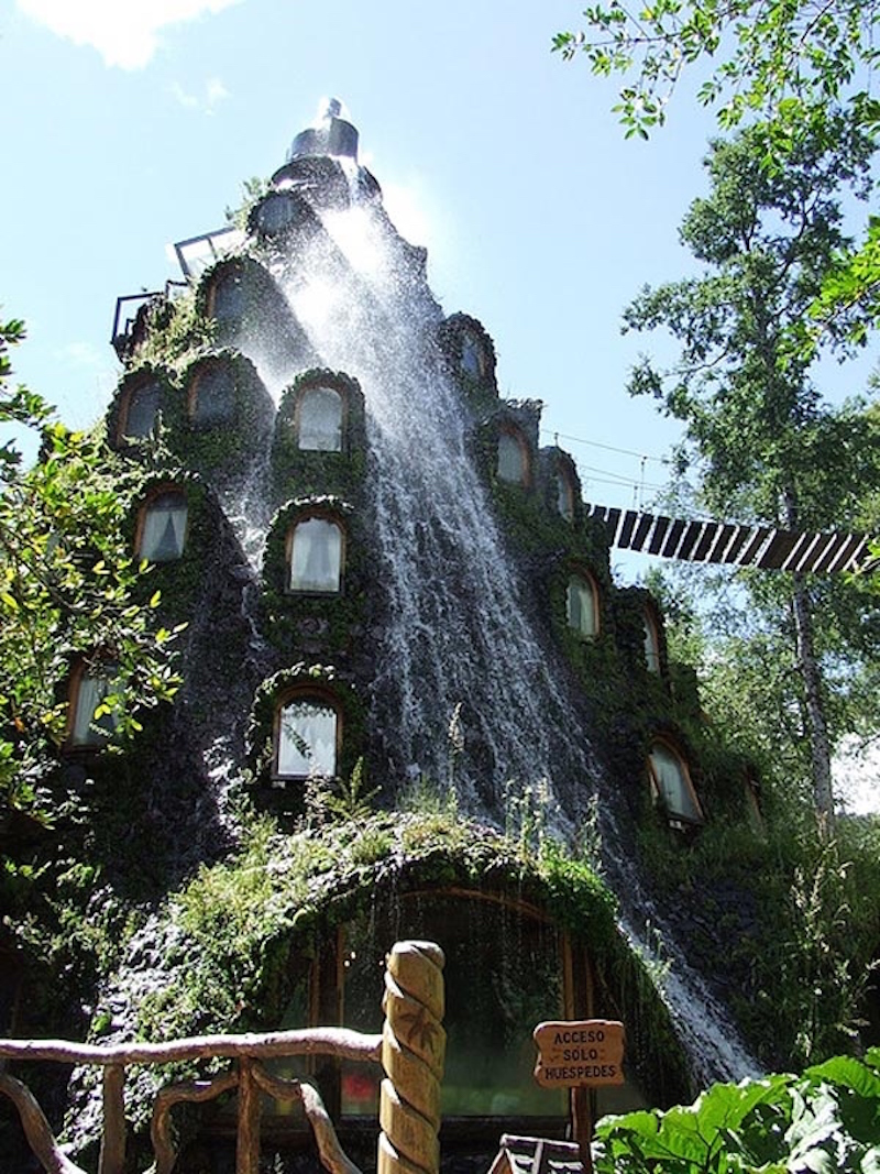 Montana Magica Lodge – Chile