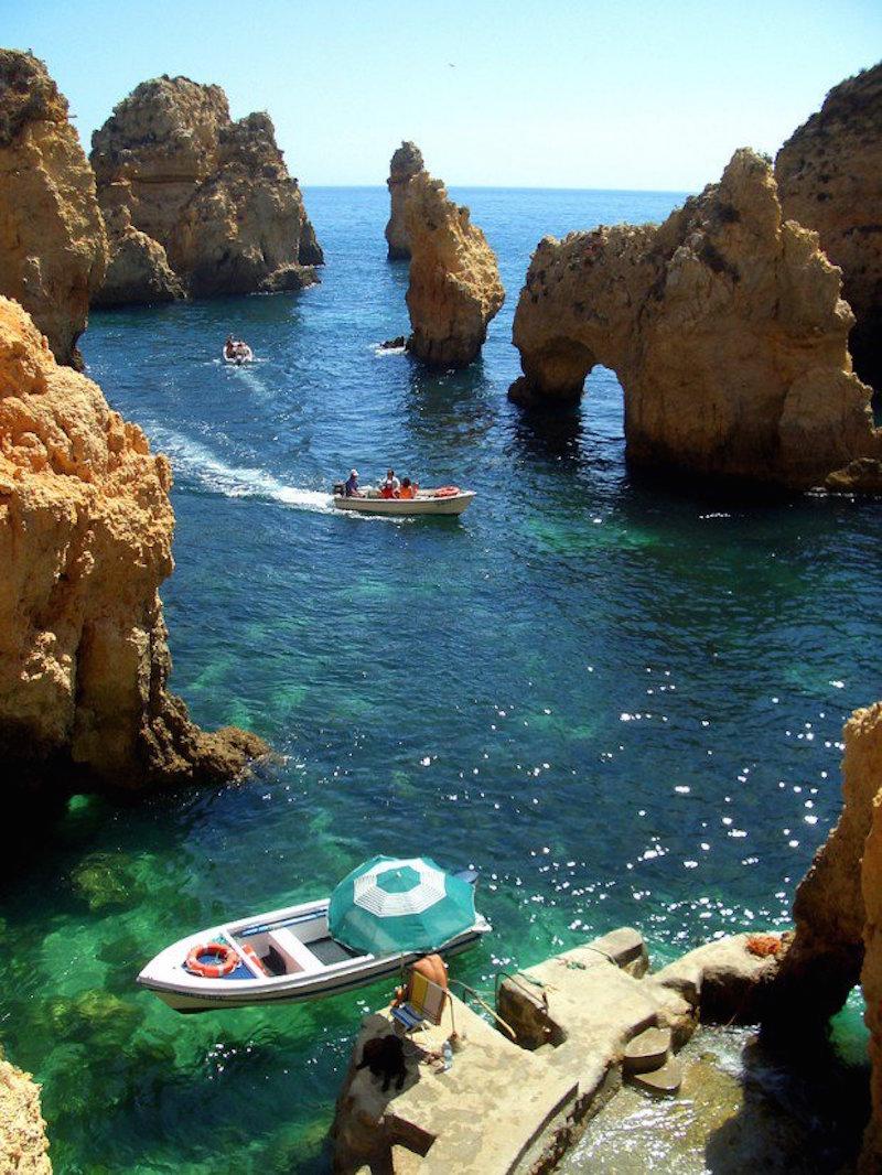 Ponda da Piedade – Algarve, Portugal