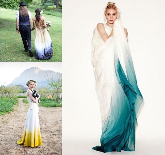 25 Non-Traditional Wedding Dresses For Rock Star Brides