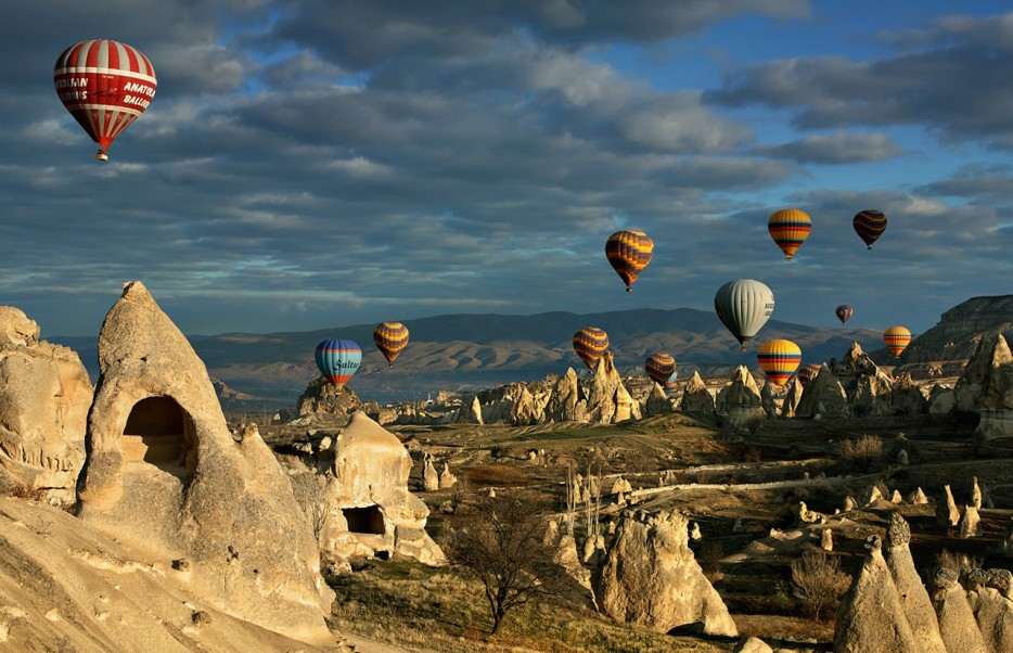 15. Cappadocia, Turkey