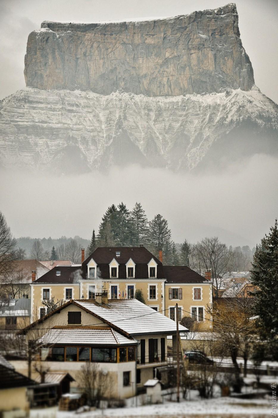 9. Chichilianne, Rhone Alpes in France