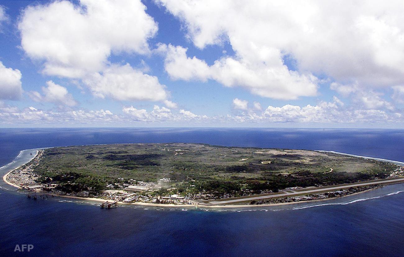 1. Nauru - 50 Years