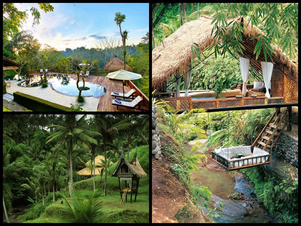1. Panchoran Retreat, Bali