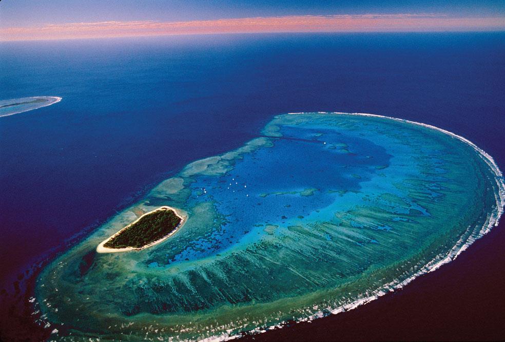 10. Great Barrier Reef - 100 Years