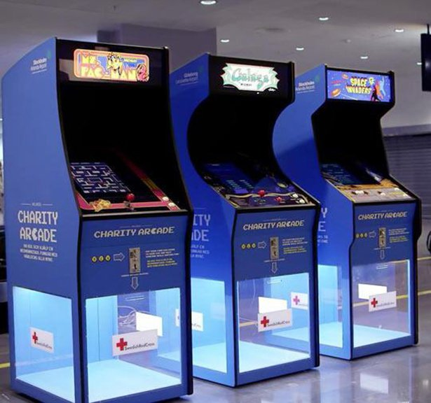 11. Charity Arcade