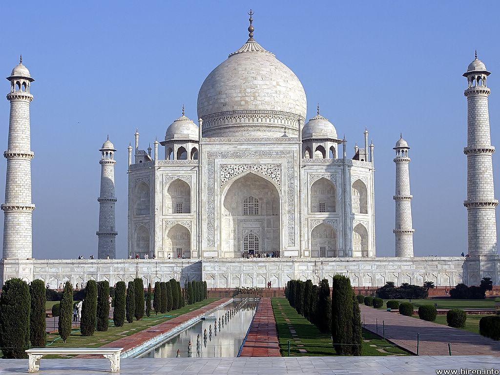 17. Taj Mahal - 5 Years