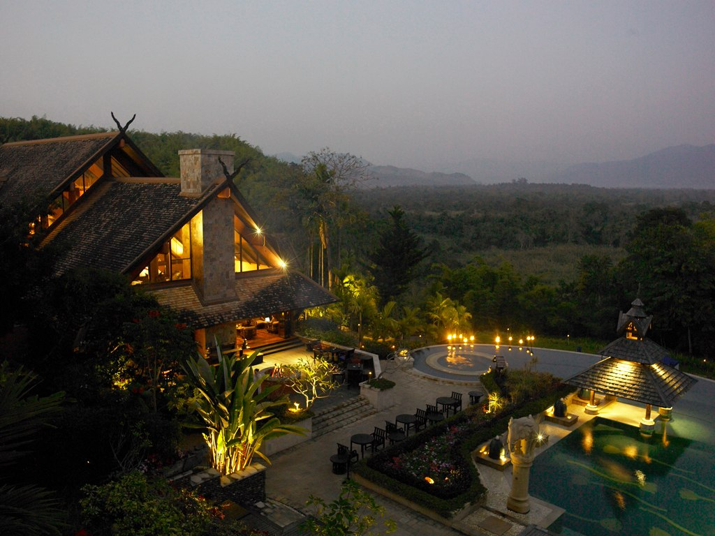 18. Anantara Golden Triangle Elephant Camp & Resort, Thailand
