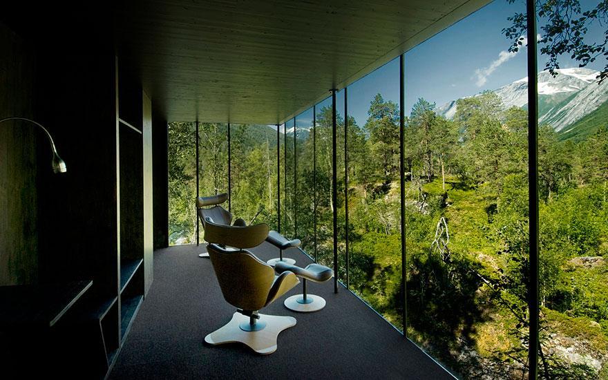 24. Juvet Landscape Hotel, Norway