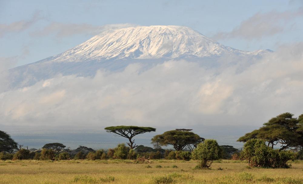 3. Mt. Kilimanjaro - 20 Years
