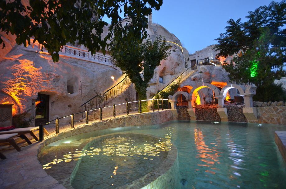 4. Gamirasu Cave Hotel, Turkey