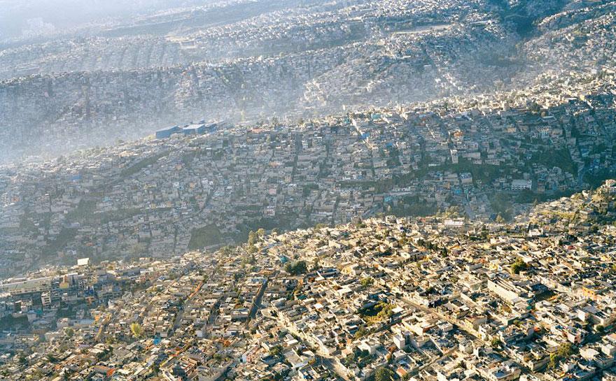 7. 20 million inhabitants in Mexico City