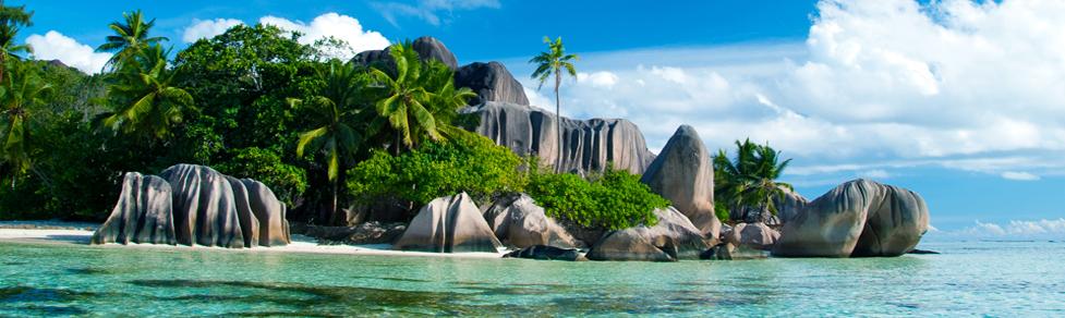 7. Seychelles - 50 Years