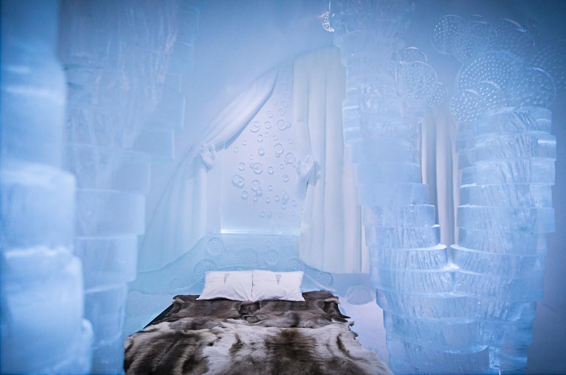 12.  Icehotel, Sweden