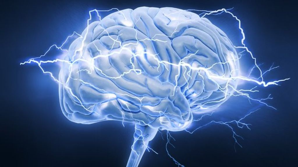 15. Our brains produce enough electricity to fully power a lightbulb