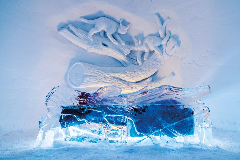3. Kirkenes Snowhotel, Norway