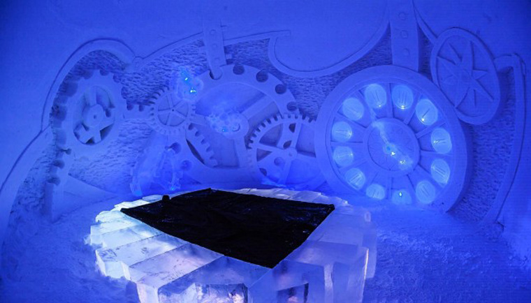 7. Snow Village Snow Hotel, Finland