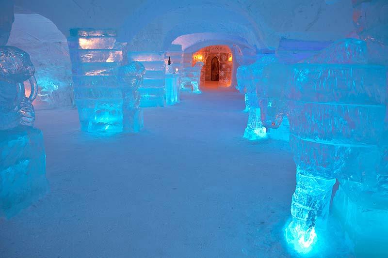 8.  Sorrisniva Igloo Hotel, Norway