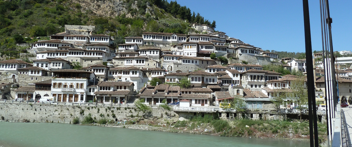 Berat in Albania