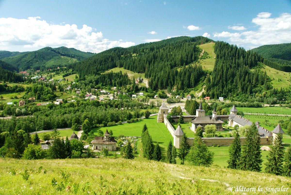 Bucovina, Romania and the Ukraine