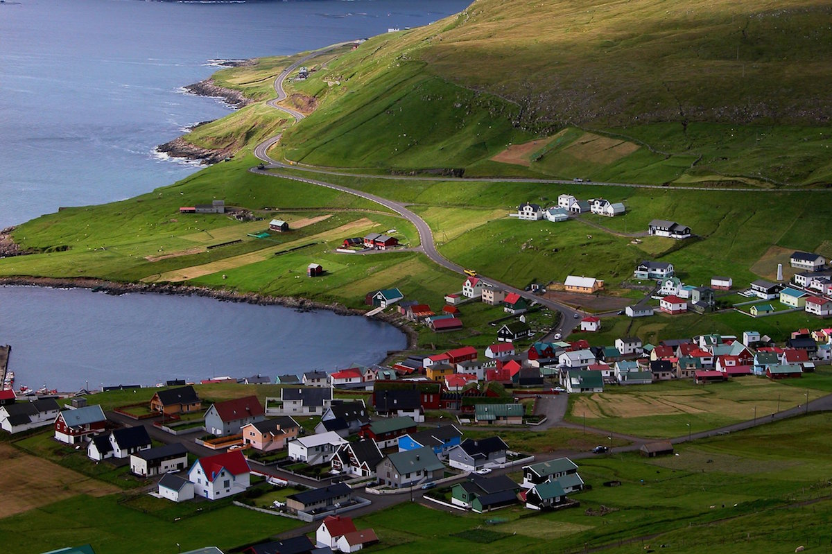 Denmark's Faroe Islands