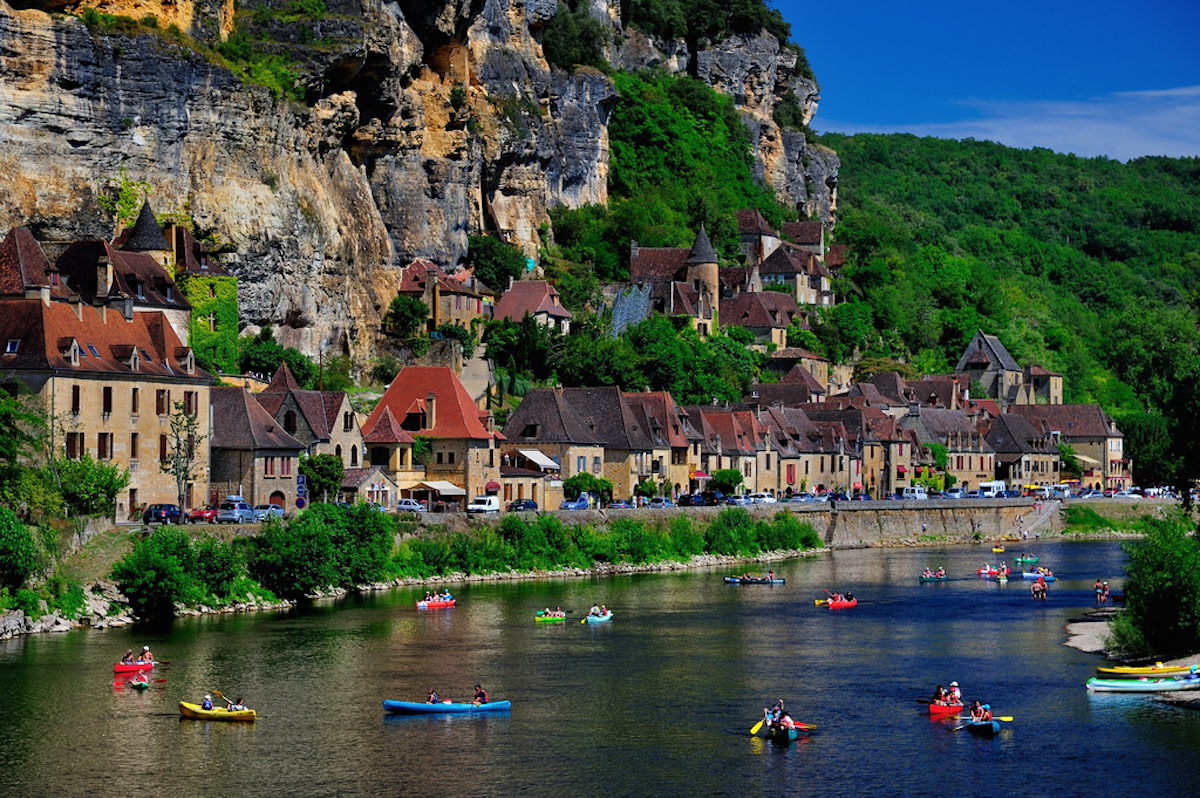 La Roque-Gageac, Southern France