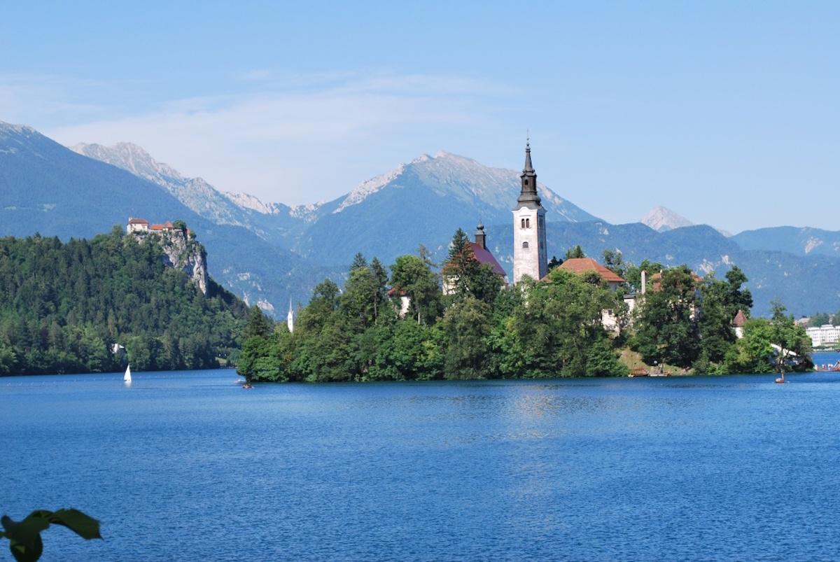Mount Triglav and the Cycle Around, Slovenia
