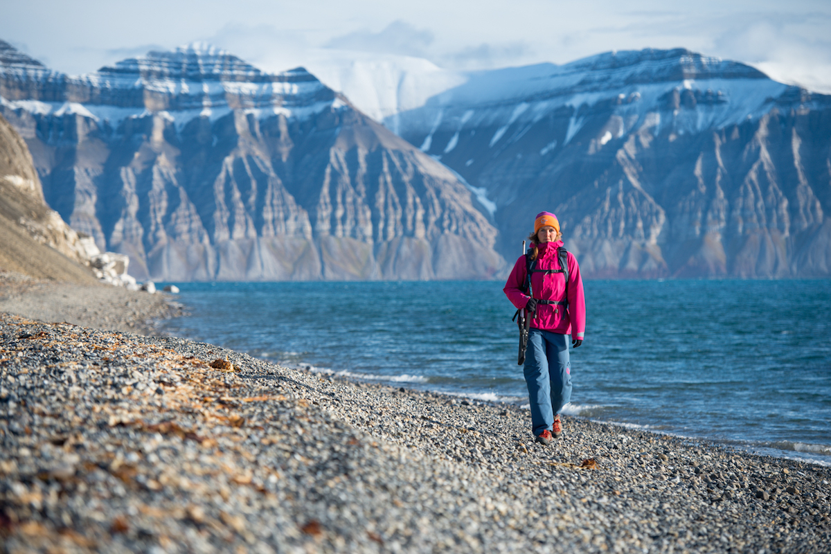 Svalbard, between Norway and the North Pole