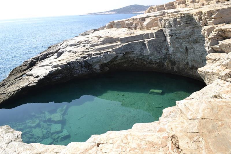 The Giola Lagoon