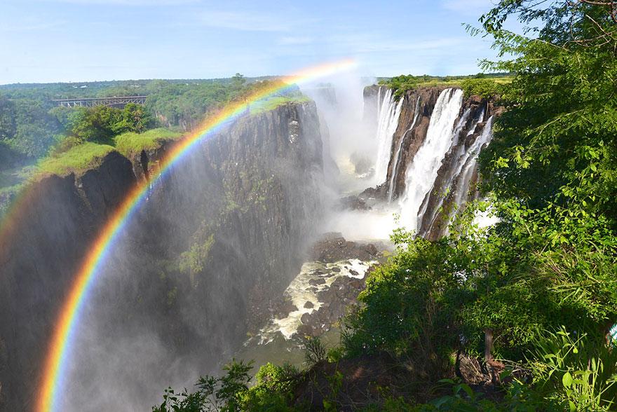 Victoria Falls, Zambia:Zimbabwe