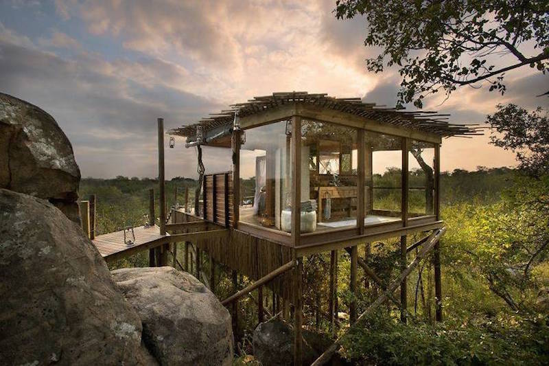 Kingston Treehouse, Lion Sands, South Africa