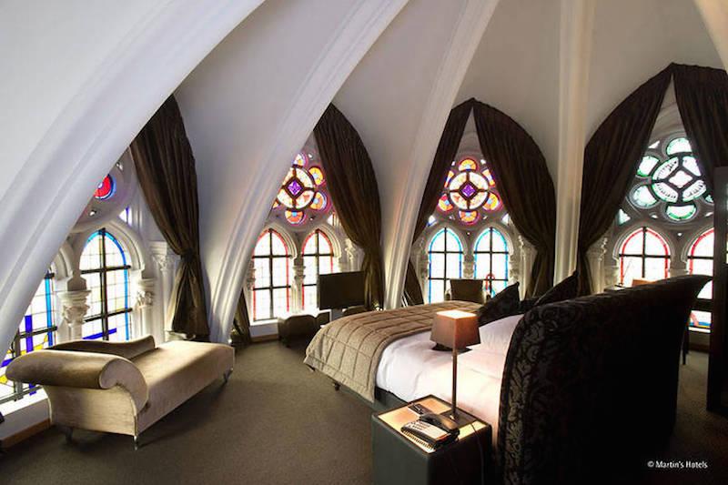 Martin's Patershof Church Hotel, Mechelen, Belgium